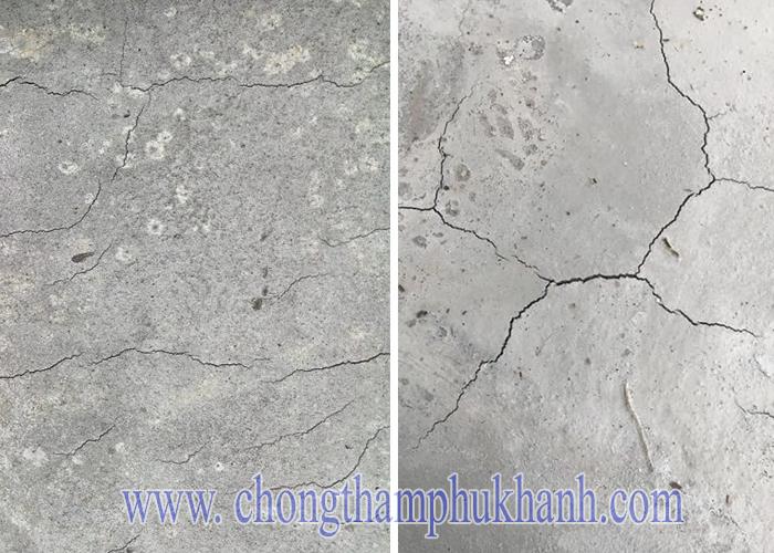 Nguyên nhân và cách xử lý nứt bê tông