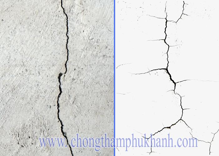 Ảnh hưởng của nứt bê tông đến kết cấu