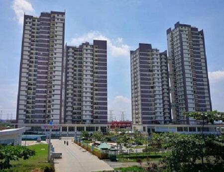 xử lý vết nứt chung cư vision Bình Tân