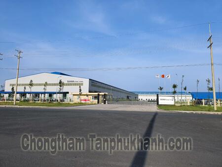 xử lý nứt nền xưởng KCN Nhơn Trạch Đồng Nai